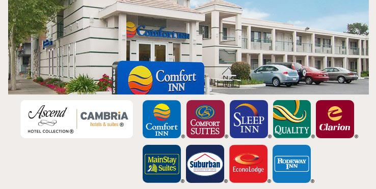 Статусы и привилегии сети отелей Choice Hotels