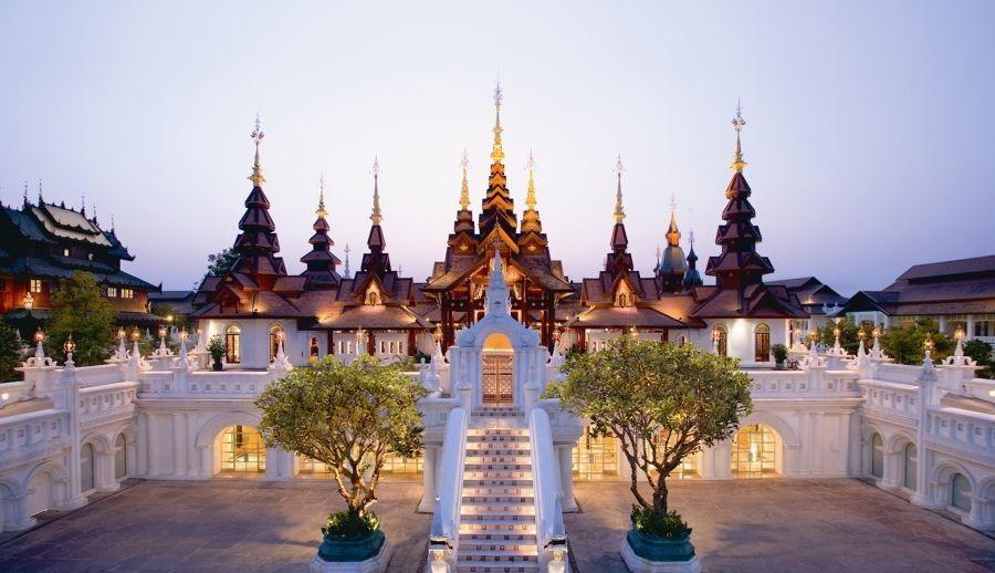 The Dhara Dhevi Chiang Mai - отель в Чиангмае