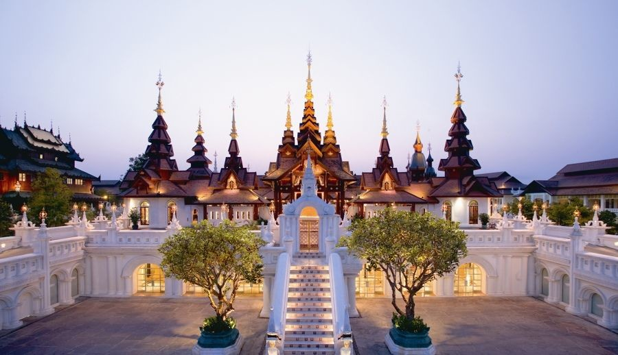 The Dhara Dhevi Chiang Mai - отель в Чиангмае