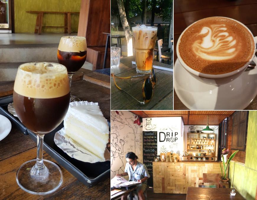 Кофейня Akha Ama Coffee