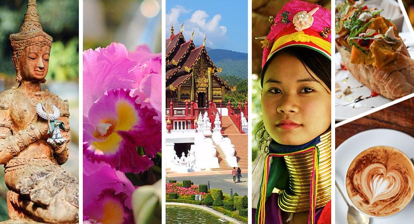 Север Таиланда. Чиангмай