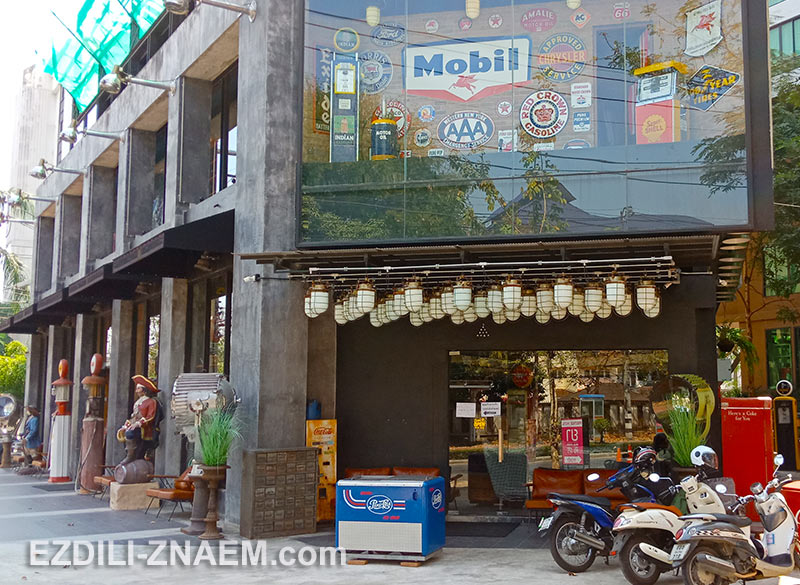 """Магазин одежды """"71 Export"""" в Чиангмае"""