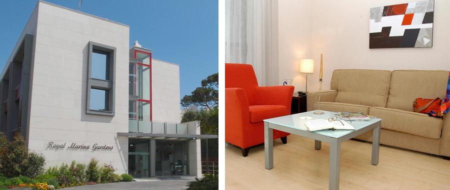 Аппартаменты рядом с морем, в пригороде Барселоны - Кастелдефельсе