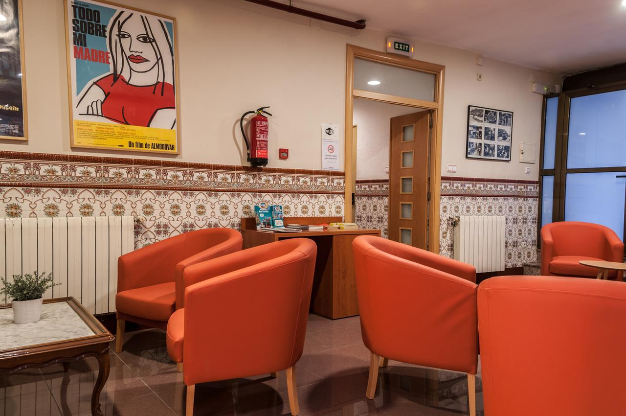 Hotel Cantón в самом центре Барселоны