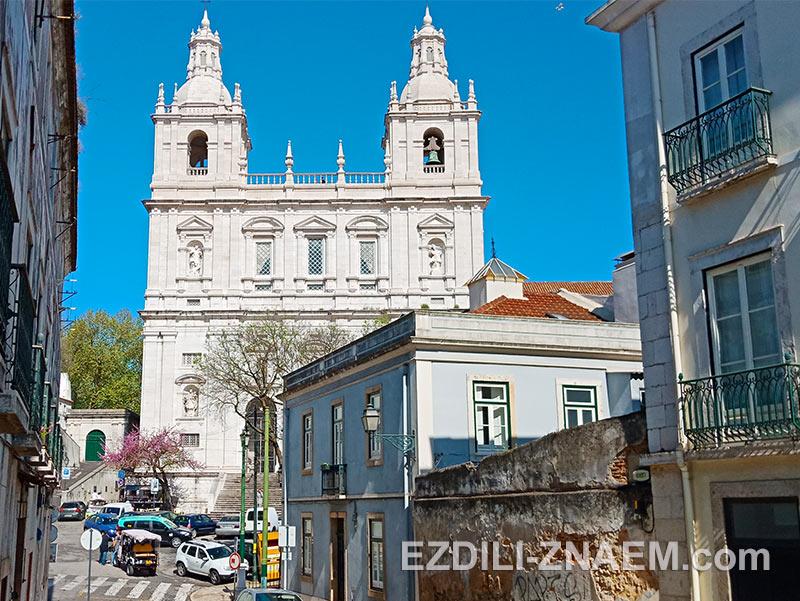 Кафедральный собор в Лиссабоне