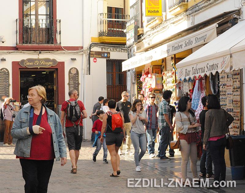 Кордова в Испании