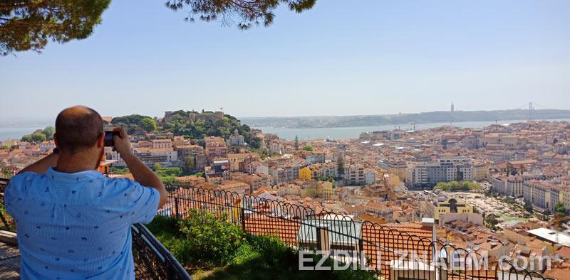 Обзорные площадки Лиссабона