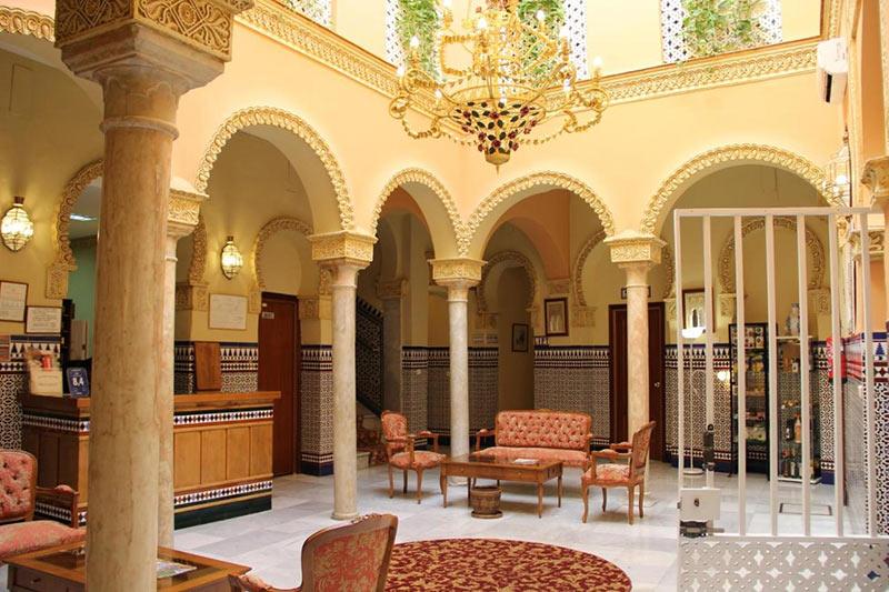 Отель Zaida в Севилье, Испания