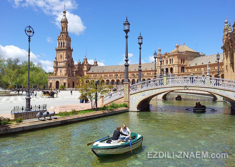 Маршрут по Испании и Португалии