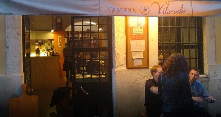 """Ресторанчик португальской кухни """"Taberna do Vilarinho"""""""