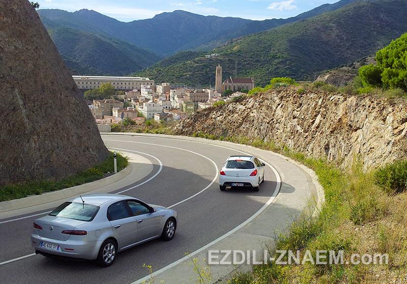На арендованном авто можно за неделю побывать в нескольких странах