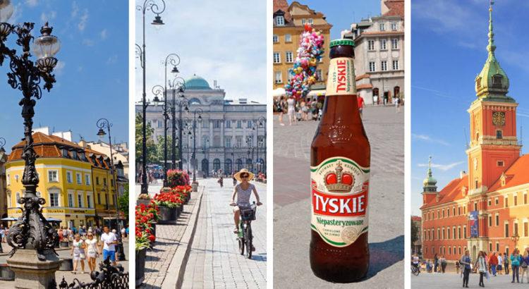 Что посмотреть в Варшаве за один день. Польша