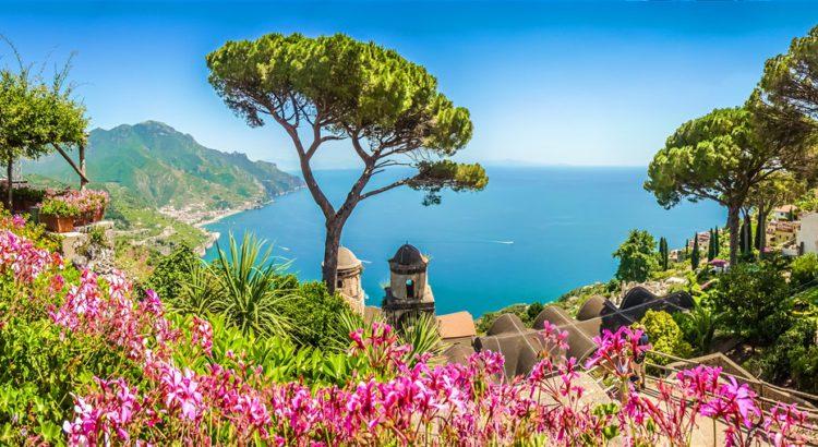 Отдых на море в Италии, Равелло