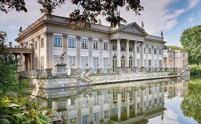 Что посмотреть в Варшаве: музей в парке Лазенки Крулевске
