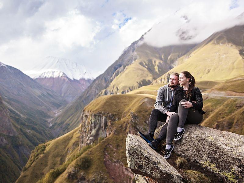 Поездка в горы с гидом. Фотосессия
