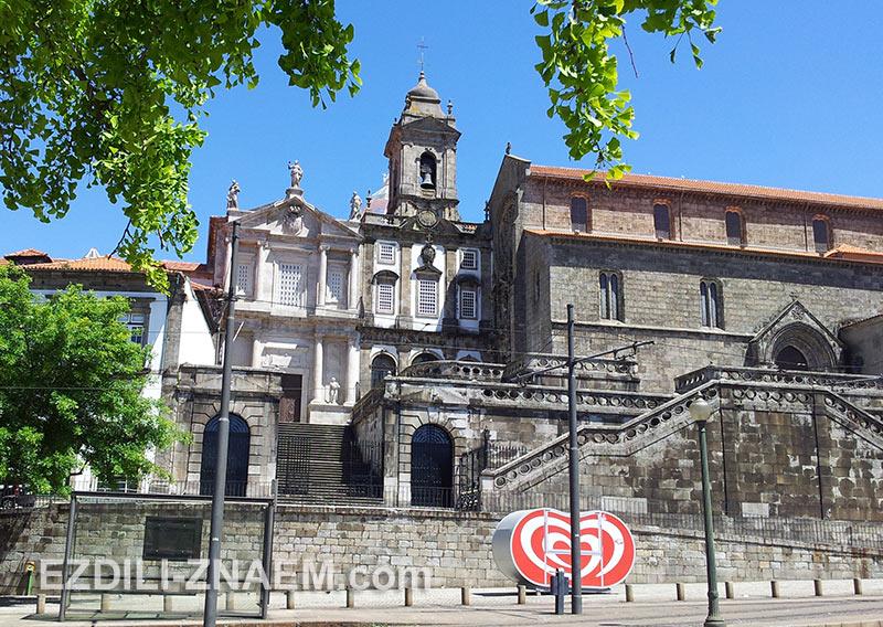 Церковь Франциска в Порто