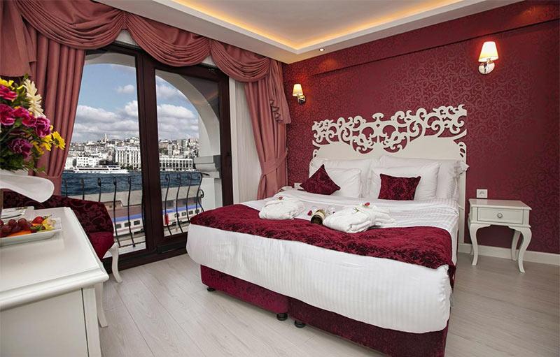 """Комната отеля """"Dream Bosphorus"""" в Стамбуле"""