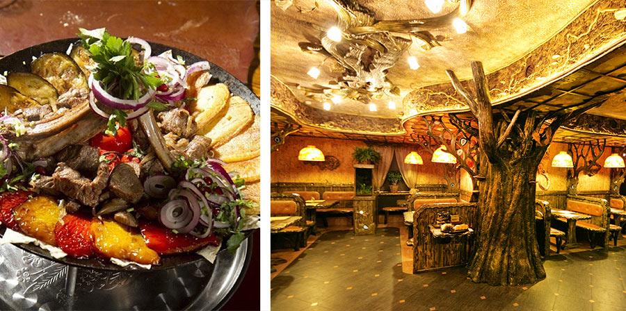 """сказочная атмосфера """"Forrest Cafe"""", Петербург"""