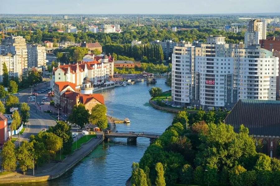 Поездка в Калининград, фото