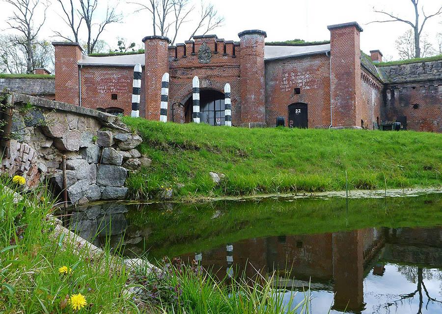 Форт №11 «Дёнхофф» в Калининграде
