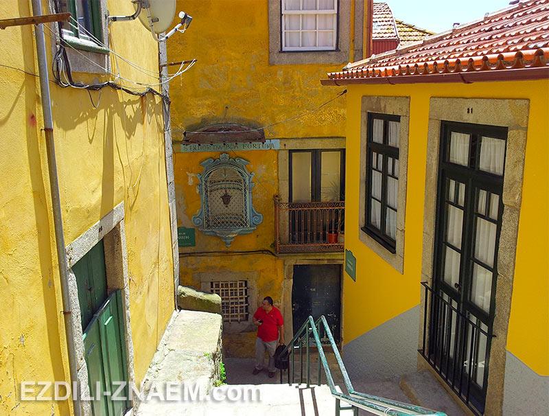 Что посмотреть в Порту: узкие улочки квартала Рибейра