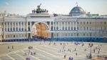 Что посмотреть первый раз в Санкт-Петербурге: о дожде, кораблях и грифонах