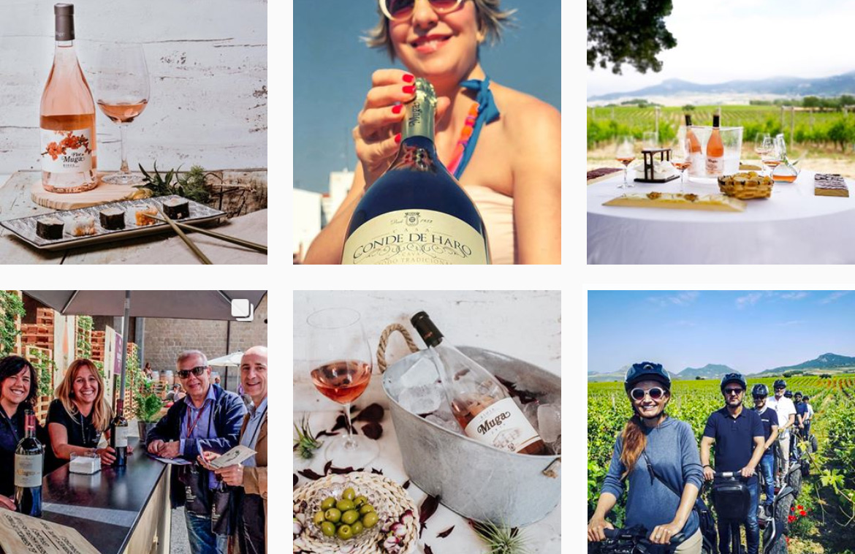 Виноградники Muga в Испании