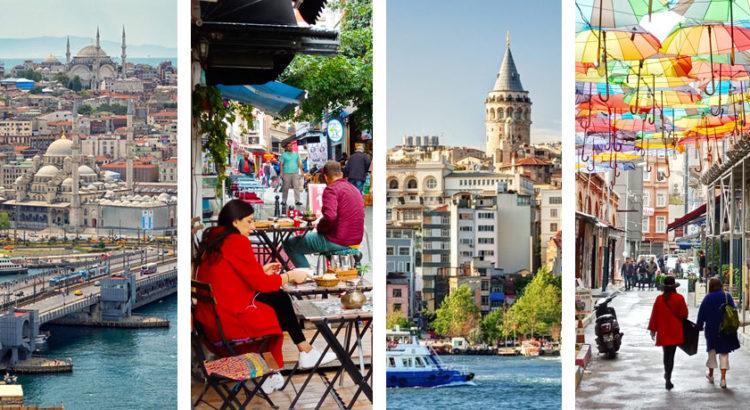 Достопримечательности Стамбула. Что посмотреть за 3 дня