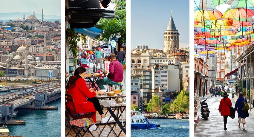 Стамбул самостоятельно: что посмотреть и что сделать за несколько дней