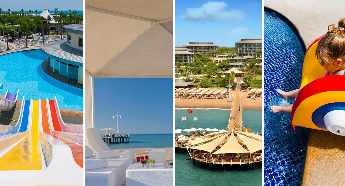 Calista Luxury Resort - отель в Турции с подогреваемым бассейном