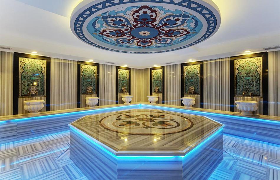 СПА-центр в отеле Alaiye Kleopatra