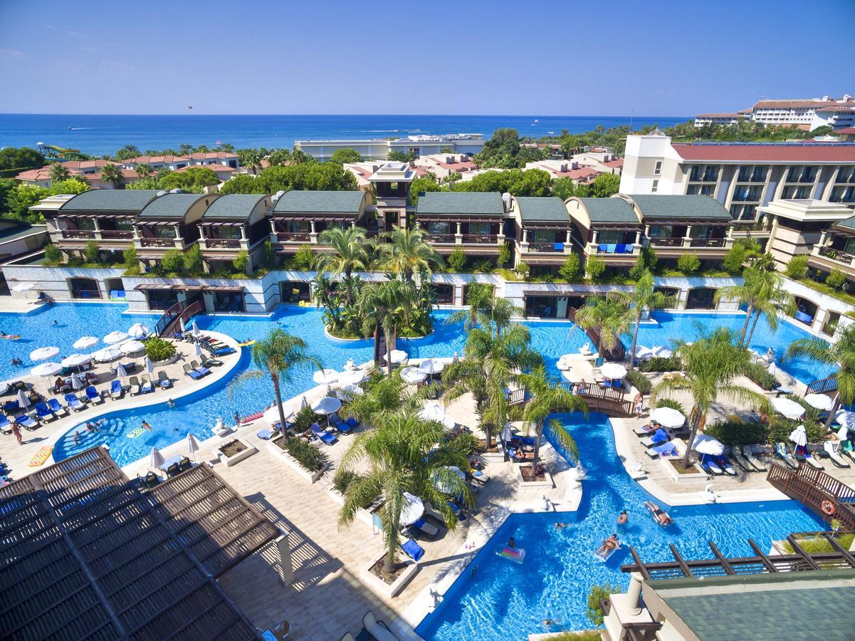 Sunis Kumkoy - отель в Сиде с бассейном с подогревом