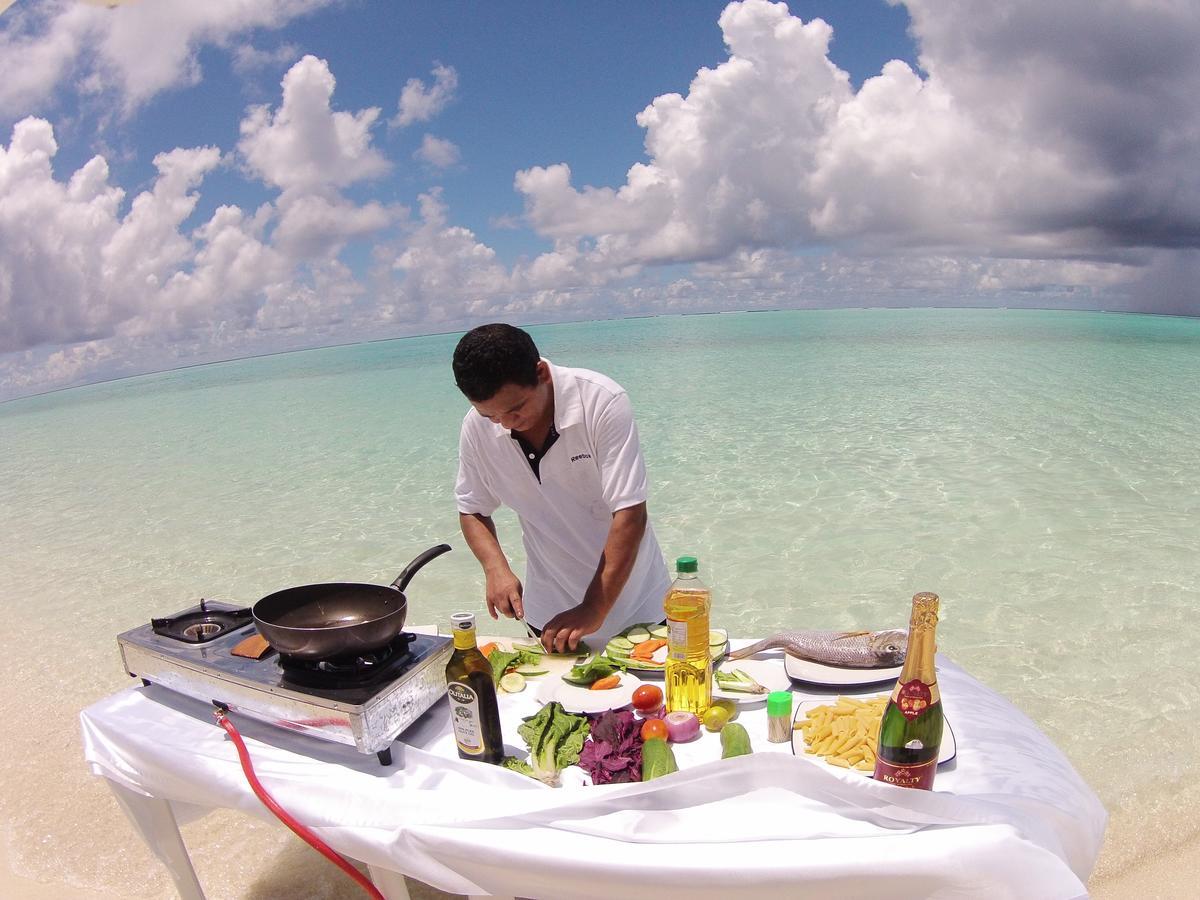 Недорогой отдых на Мальдивах, фото Serene Sky