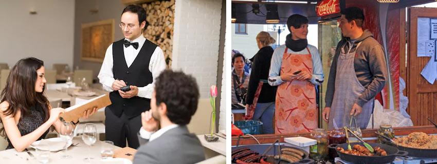 Многие убеждены, что лучшая местная еда в дорогих туристических ресторанах