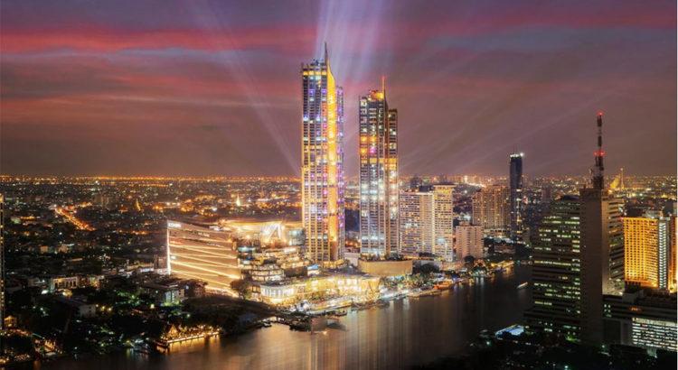 Шоппинг в Бангкоке: IconSiam - место где купить брендовые вещи