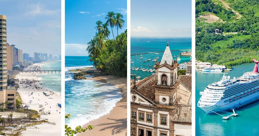 безвизовые страны Центральной Америки - Гондурас, Сальвадор