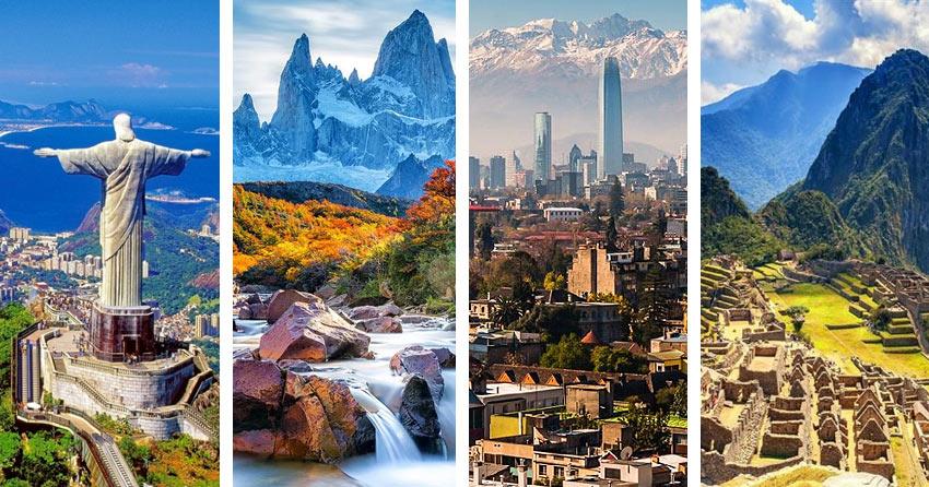 безвизовые страны Южной Америки