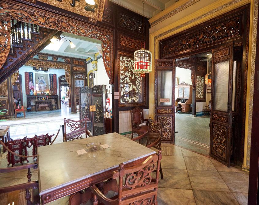 Что посмотреть в Малакке: дом-музей китайско-малайского клана Baba & Nyonya