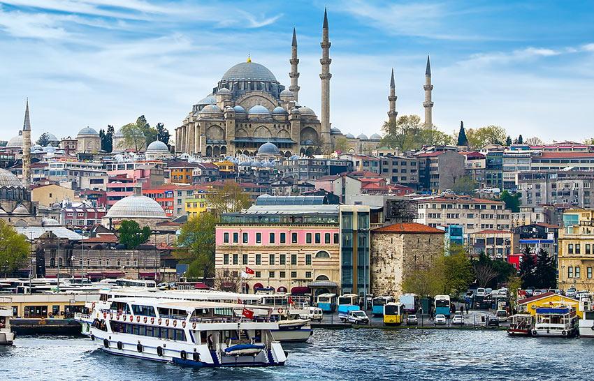 Стамбул - огромный город. Как спланировать самостоятельный маршрут по Стамбулу