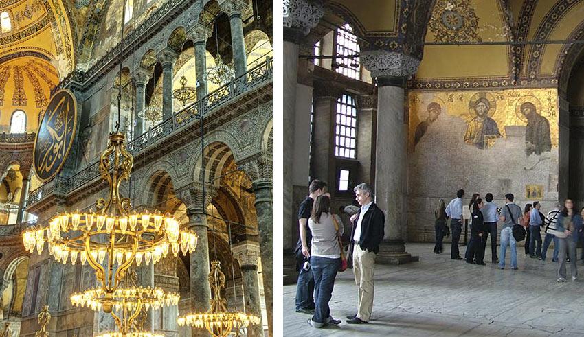 Собор Айя-София, Стамбул, Султанахмет