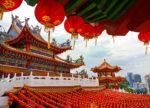 Тянь Хоу – буддийский китайский храм в Куала Лумпур, самый красивый в Малайзии
