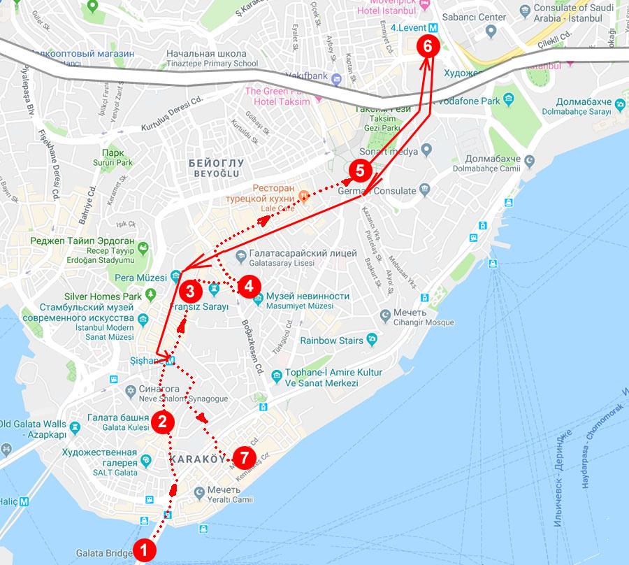 Что посмотреть в Стамбуле: маршрут второго дня