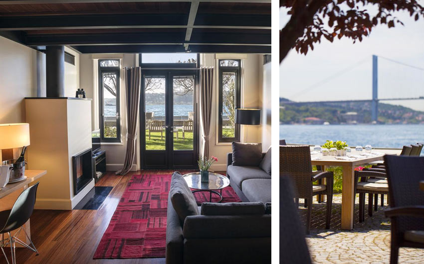 Уютный отель Sumahan - отличное место для романтического отдыха в Стамбуле