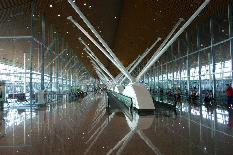 Международный аэропорт Куала-Лумпур KLIA1