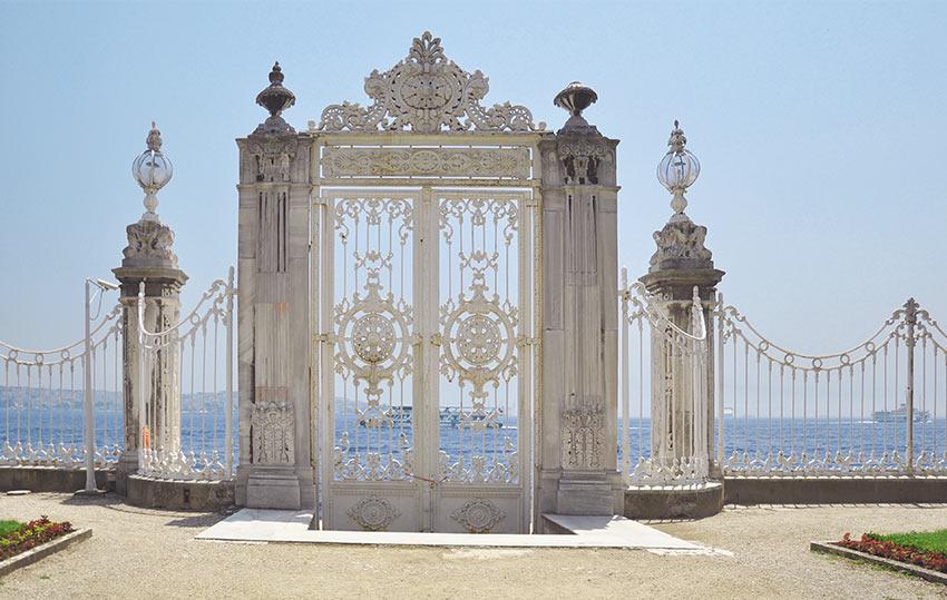 Знаменитые ворота в пролив Босфор, Стамбул