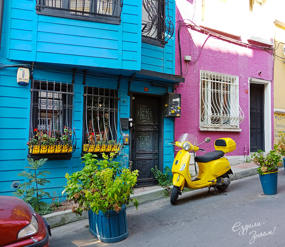 Что еще посмотреть в Стамбуле? Улицы Стамбула!