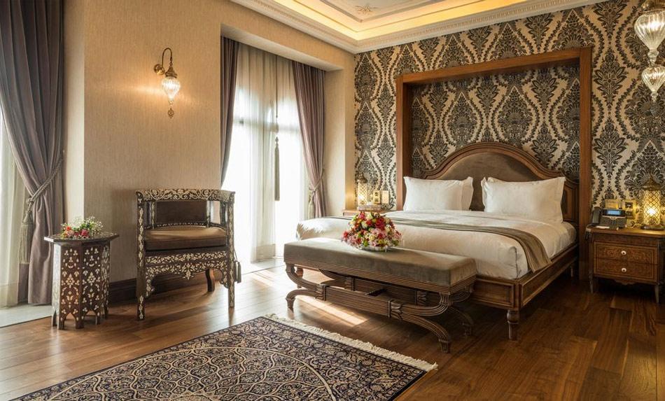 В отеле Ajwa Hotel Sultanahmet