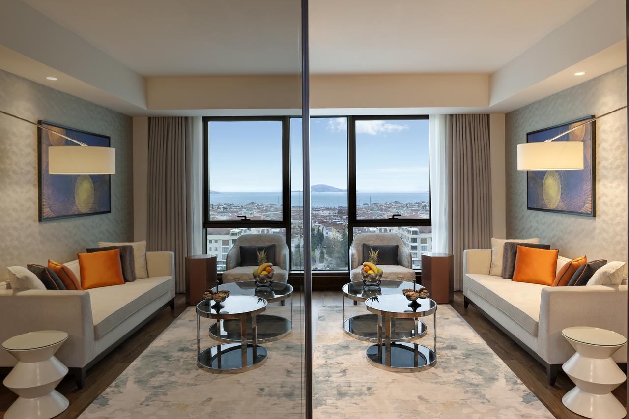 Elite World Asia Hotel - отель в Стамбуле с видом на Мраморное море