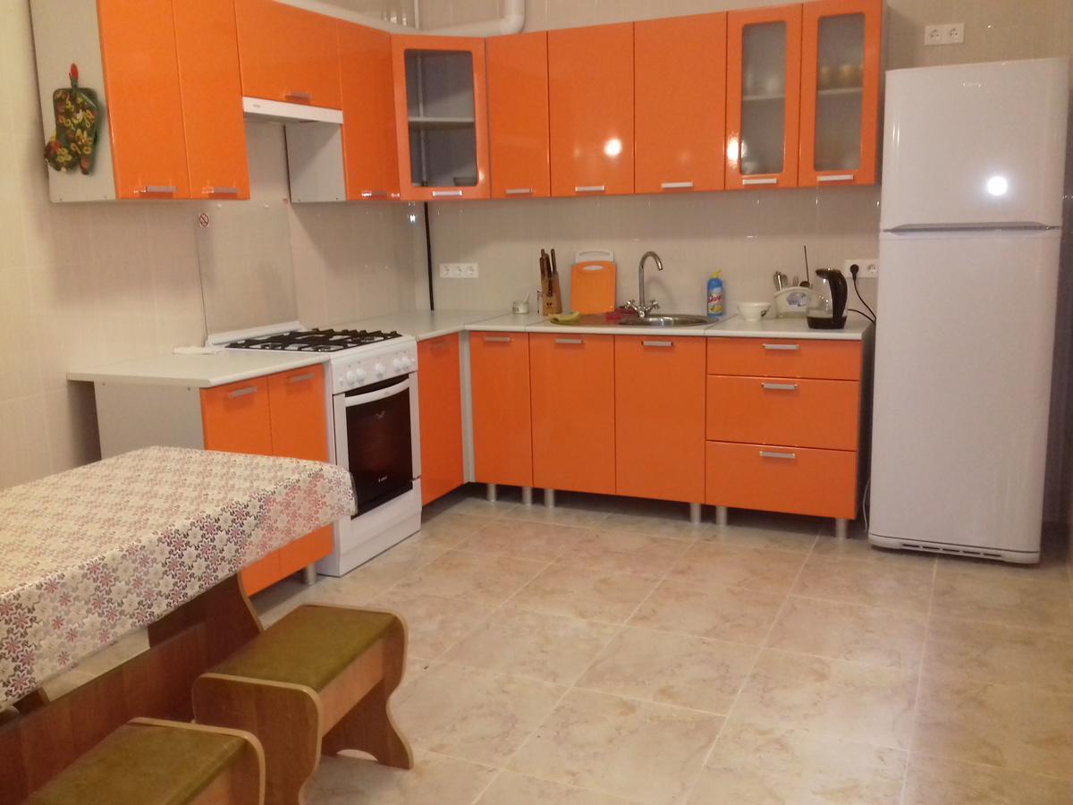 Кухня в гостевом доме