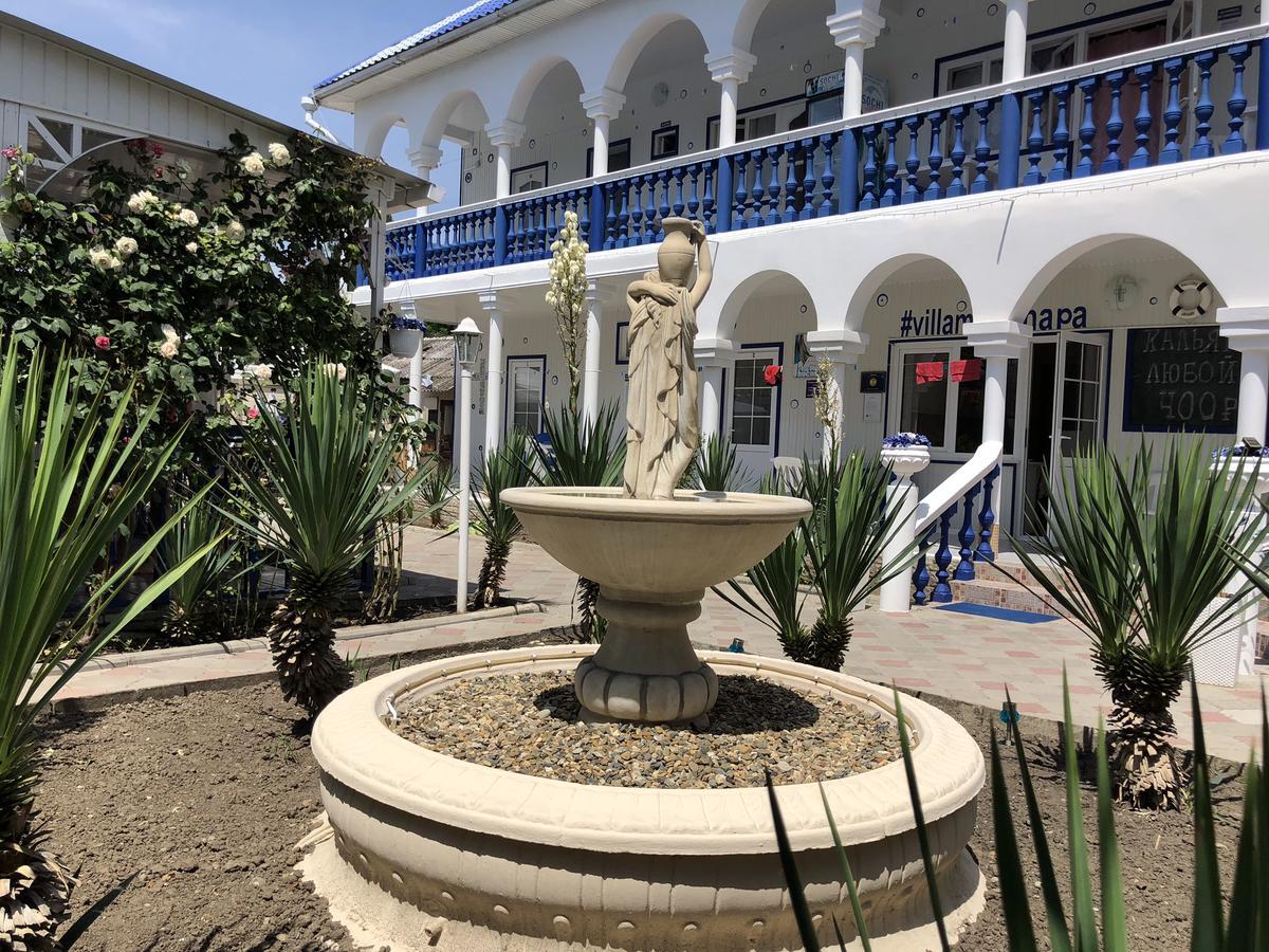 Гостевой дом Villa Mari в Анапе